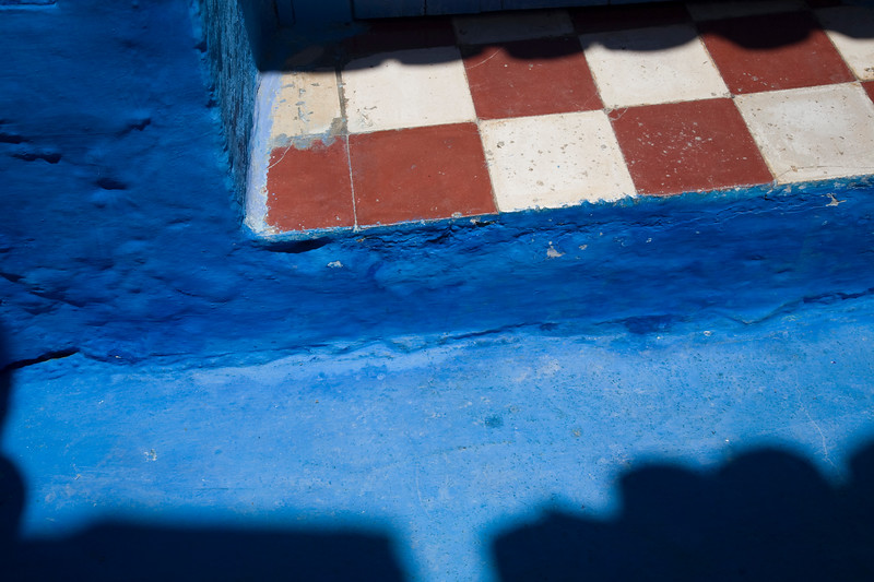 Threshold, Chefchaouen, Morocco