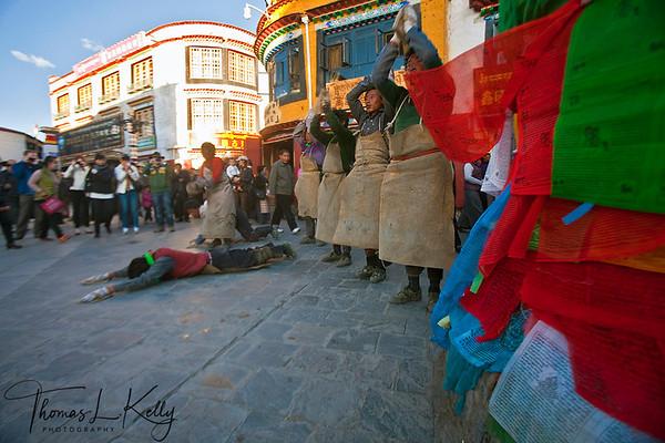 Tibet in 2013