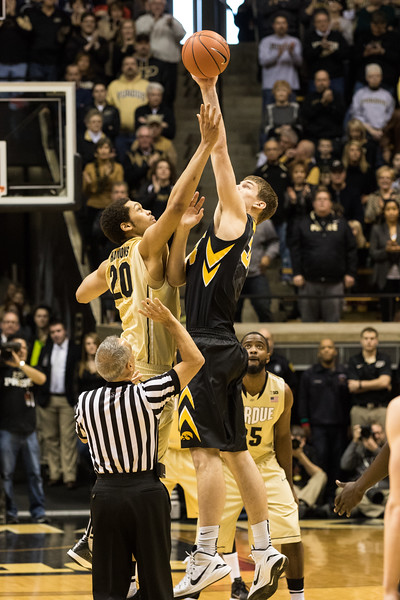 01-24-15 Purdue MB vs. Iowa