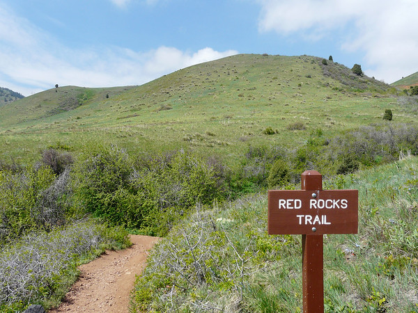 Red Rock Trail May 2013