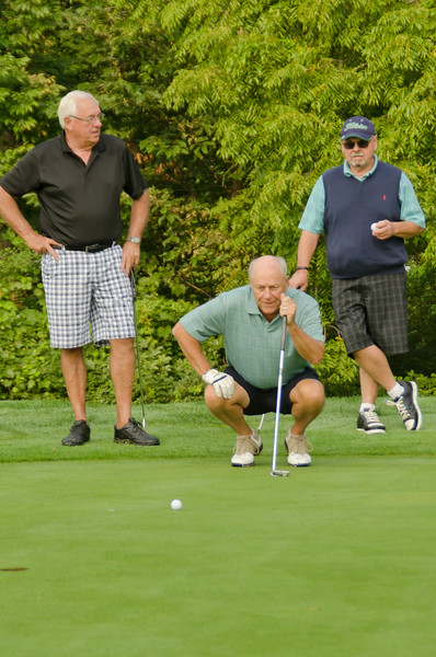 2014 TRINE ALUMNI & FRIENDS SCHOLARSHIP GOLF OUTING