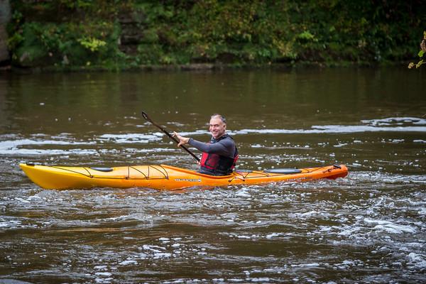 Lock 29 Kayaking
