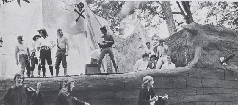 1972 Yearbook Photos
