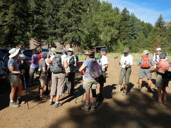 Eldorado Canyon Hike 9 Jul 14