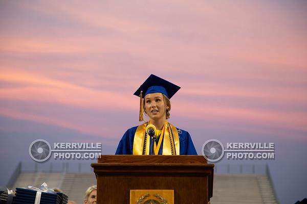 Tivy High School Graduation 2018