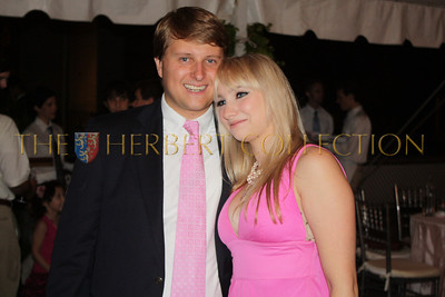 Andrea John (AJ) Catsimatidis and Christopher Nixon Cox's Engagement Celebration, August 28, 2010