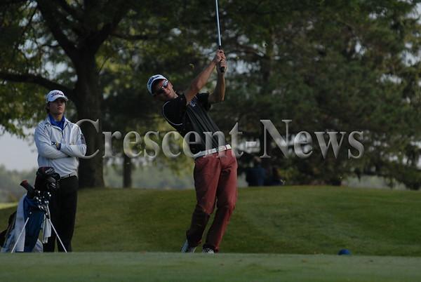 09-26-13 Sports Boys Sectional Golf @ Kalida