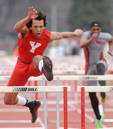 Yorkville track and field