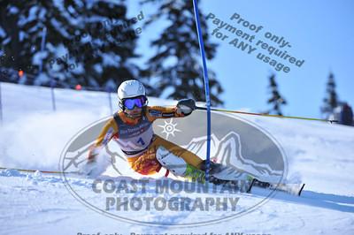 Whistler Cup 2012 - K2 Boys Slalom