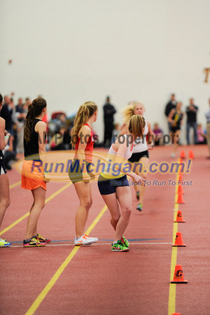 Girl's 4x800 Relay - 2013 MITS State Meet