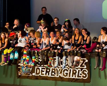 Santa Cruz Derby Girls 2011-03-19