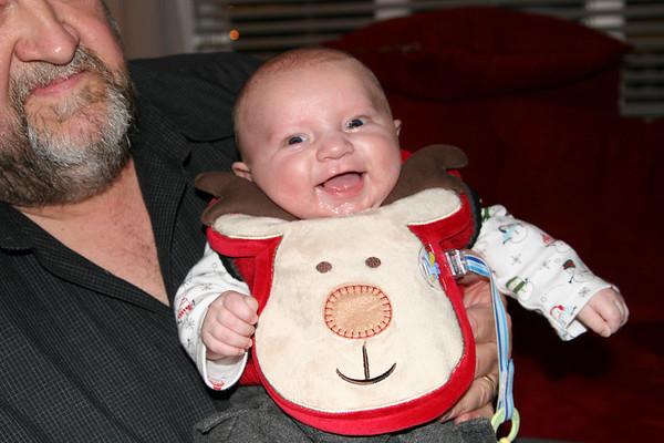 Jonah - 2 months old - December 2006