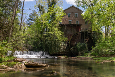 2021 04 Falls Mill
