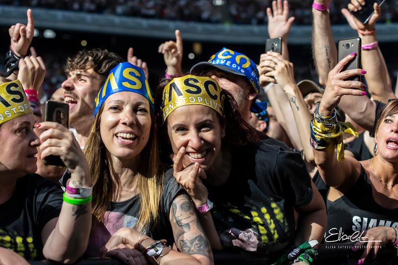 Vasco Rossi fans - 2019