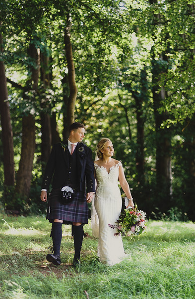 Rebecca & Gordon Wedding
