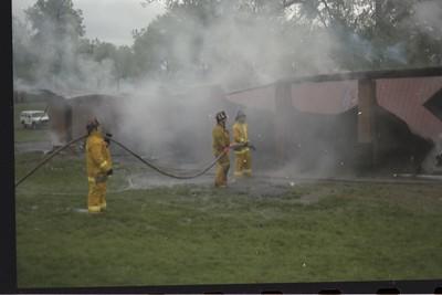 6301 S. University Fire