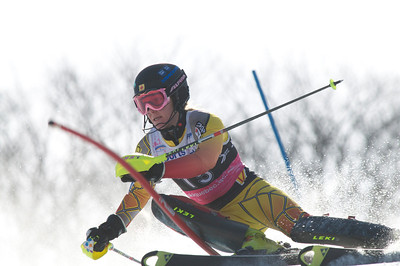 2012 April 1st AM - Le Relais - Slalom - Women