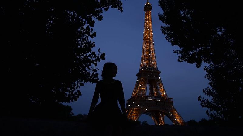 南法+ 巴黎 Mandy