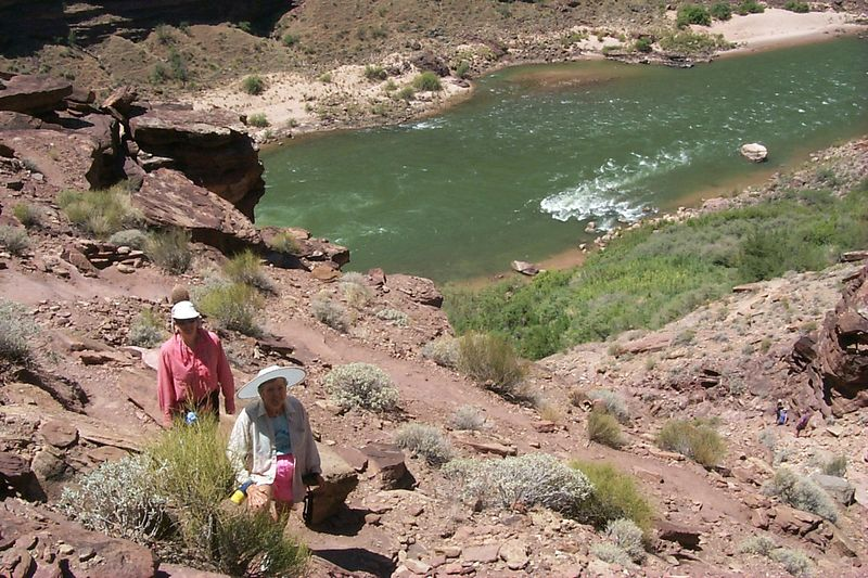 Climbing Deer Creek   (Jun 06, 1999, 12:16pm)