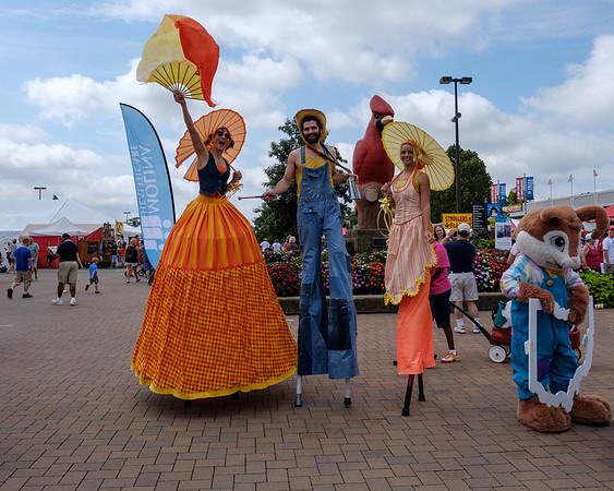 Ohio State Fair 2016