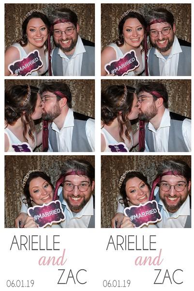 Arielle & Zac