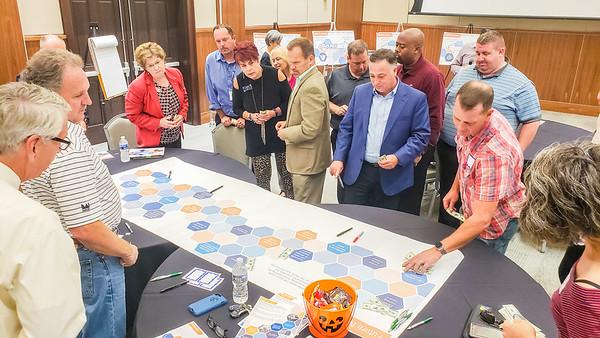 2018 Oct - Cabarrus Long Range Transit Plan Stakeholder Meetings