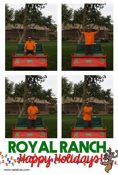 Royal Ranch Holidays 2014