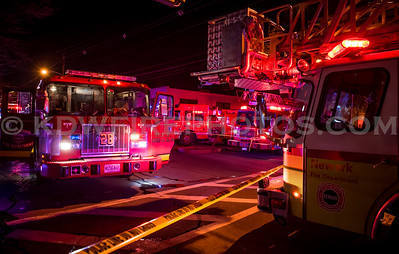 Newark, NJ 2nd Alarm - 801 N 6th St - 1/19/18