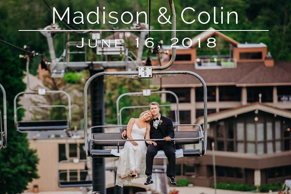 Madison & Colin