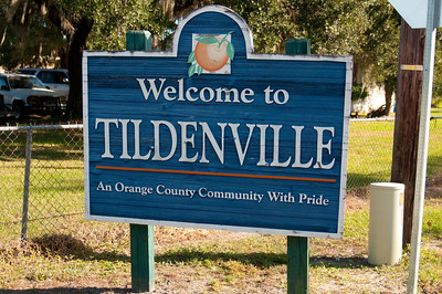 Orange County Tildenville Cleanup