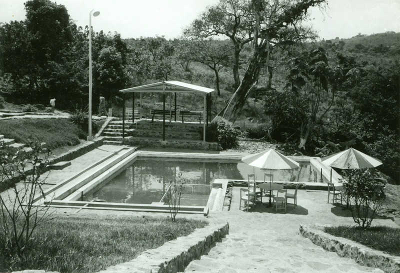 Piscina, Cossa, Set, 1970