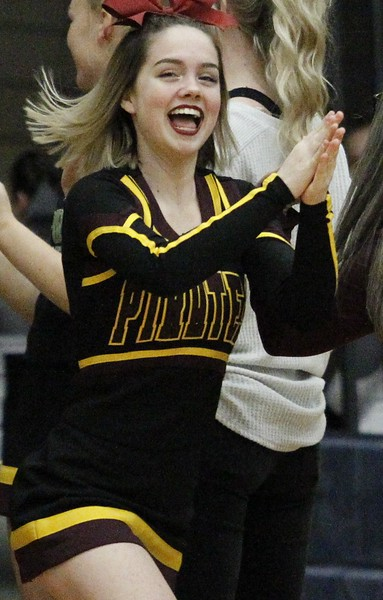 HS Sports Division 2 Cheer District at Trenton