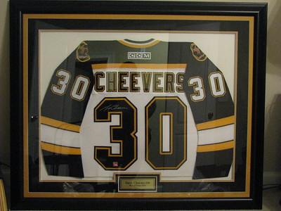 Bruins Thrashers- December 28,2008