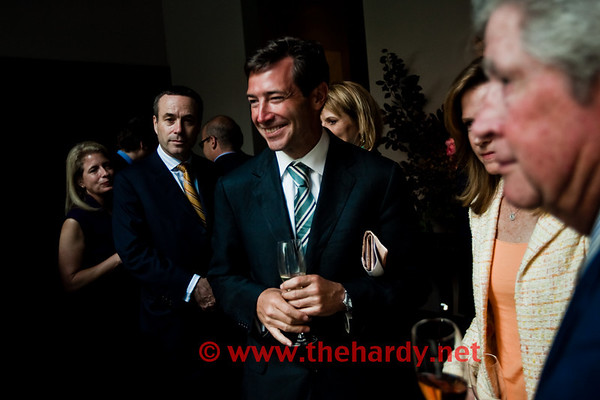 Hennessey/Financial Times Dinner Party - Quince - 06.10.10