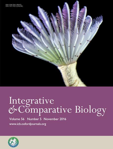 Cover Photo Integr. Comp. Biol. (2016) 56 (5)