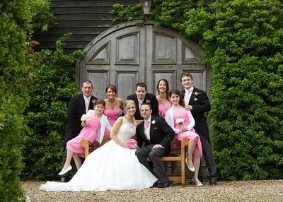Emillie and Wesley Arthur Wedding