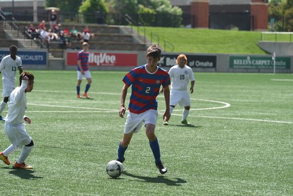 Varsity Boys Soccer vs Schuyler-State