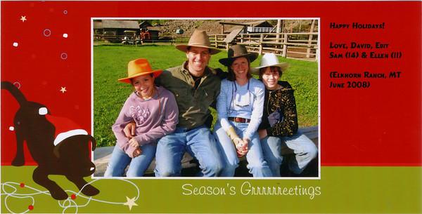 Speers-McCormick Xmas Cards
