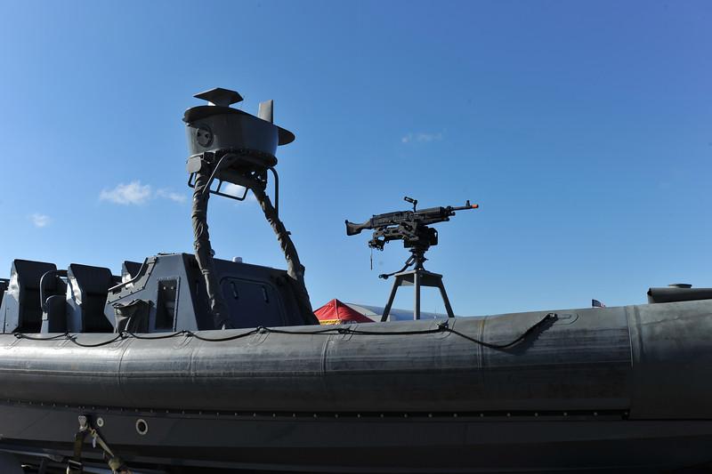 Navy Special Warfare Boat