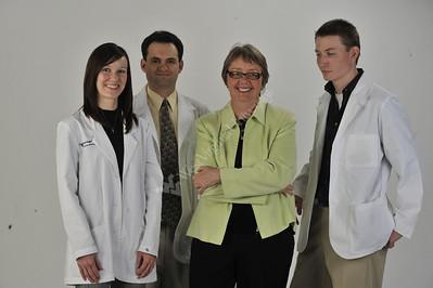 25741 Patty Johnson and pharmacy students homepage bucket