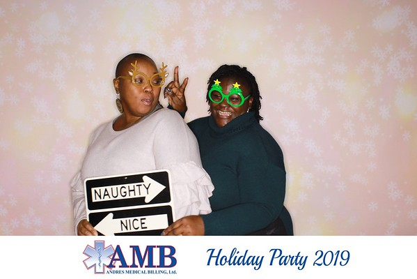"AMB ""Holiday Party 2019"""