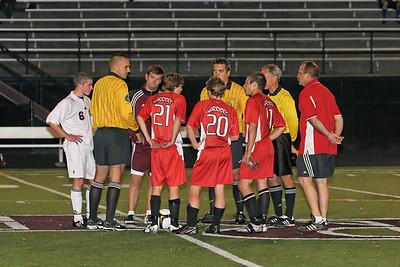 Boys Soccer Playoff v. Rocky River