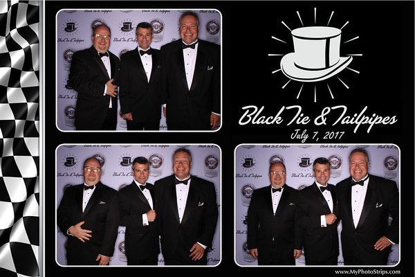 Black Tie and Tailpipes (07-07-2017)