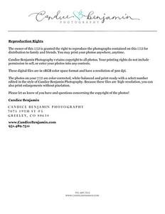 Printing Rights