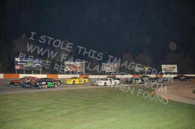 Mid American Stock Car Series Oktoberfest 40