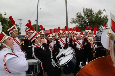 Central Band- 2016/2017 season