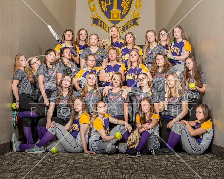 Softball Team 2018