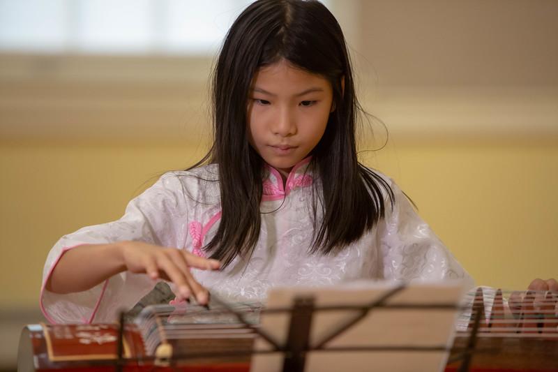 2018-06-09 Guzheng Students Recital