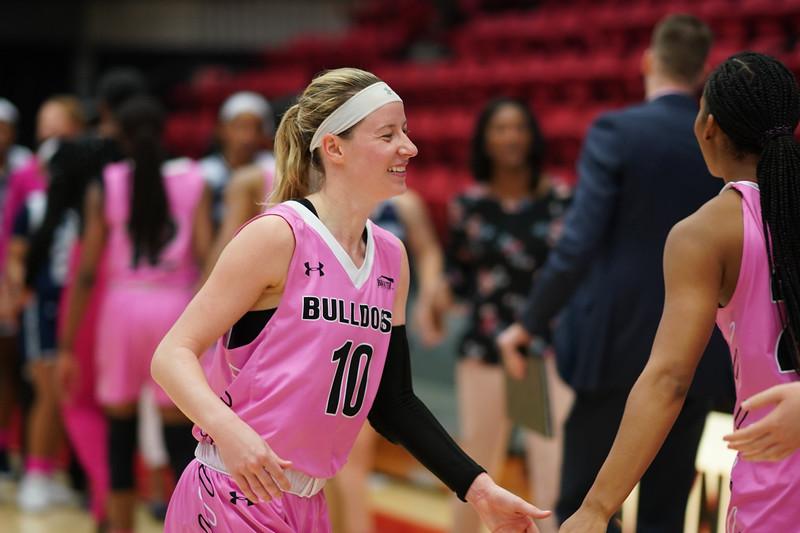 Women's Basketball vs Longwood