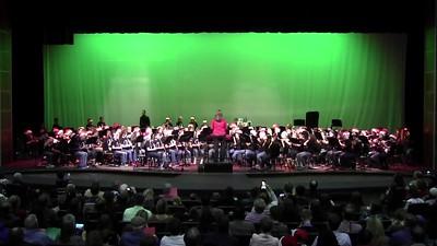 Cypress Grove Intermediate Band